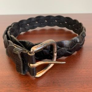 The Limited Braided Belt